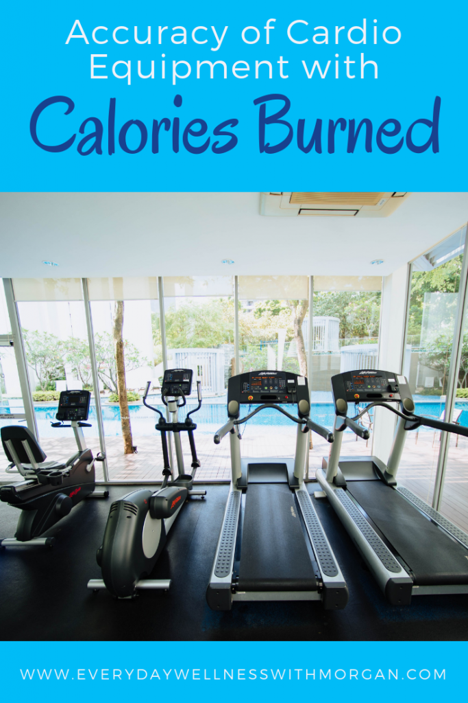 learn just how accurate cardio equipment is when it tells you how many calories you've burned! (Everyday Wellness)