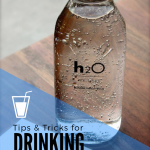 Tips and Tricks for Drinking More Water!
