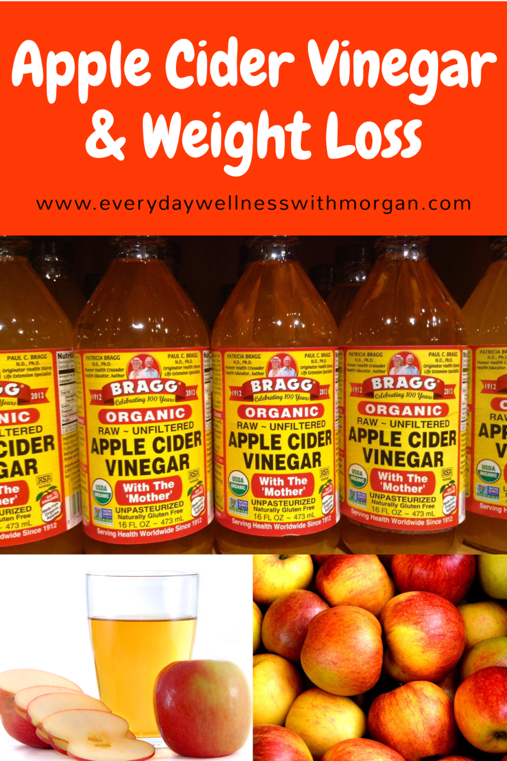Apple Cider Vinegar and Weight Loss - Everyday Wellness