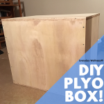 How to Build a Wooden Plyo Box