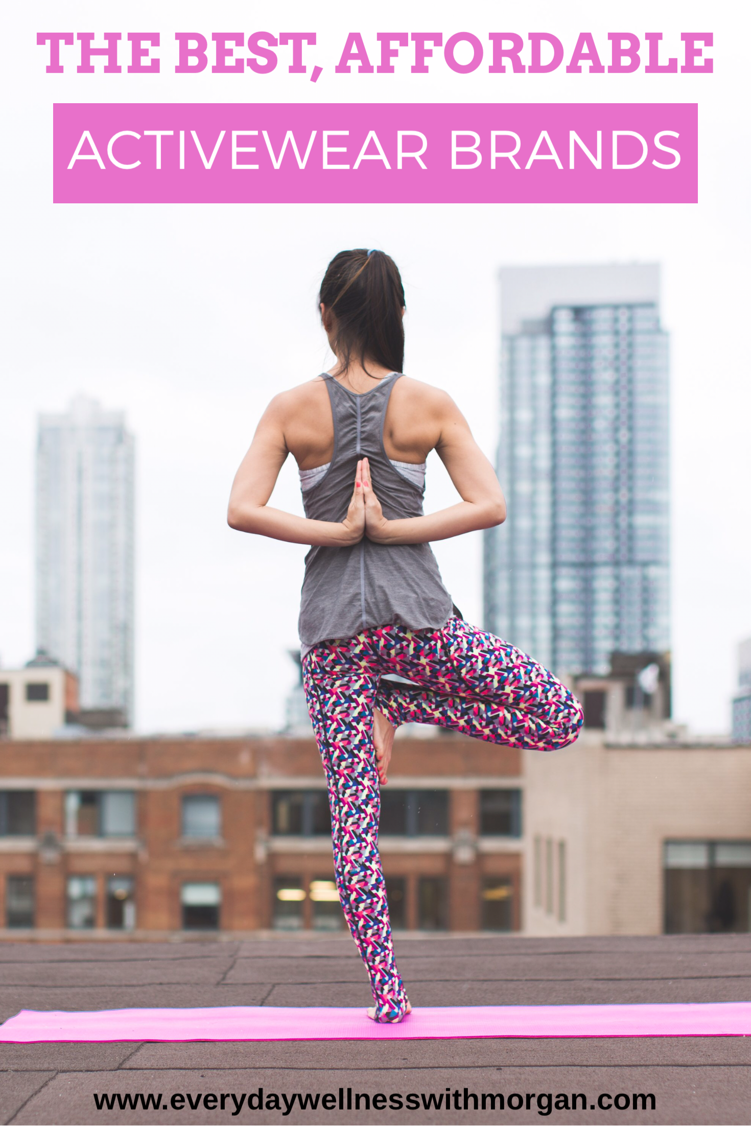 affordable activewear brands for women