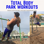 5 Total Body Park Workouts