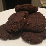 2 Ingredient Healthy Brownie Cookies!