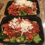 Healthy Slow Cooker Chicken Parm
