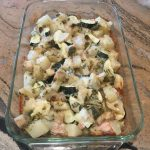 Chicken, Zucchini, and Potato Bake