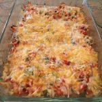 Salsa Chicken Bake
