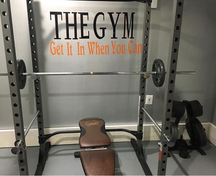 How to build an affordable home gym everyday wellness