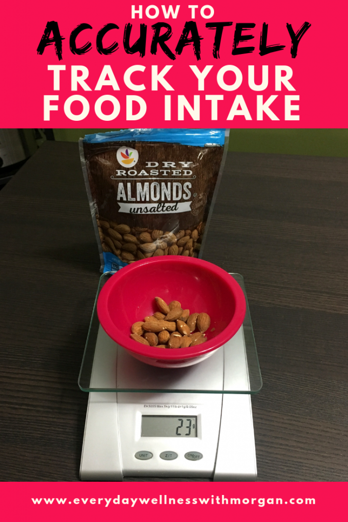 Learn how to accurately track your food intake!