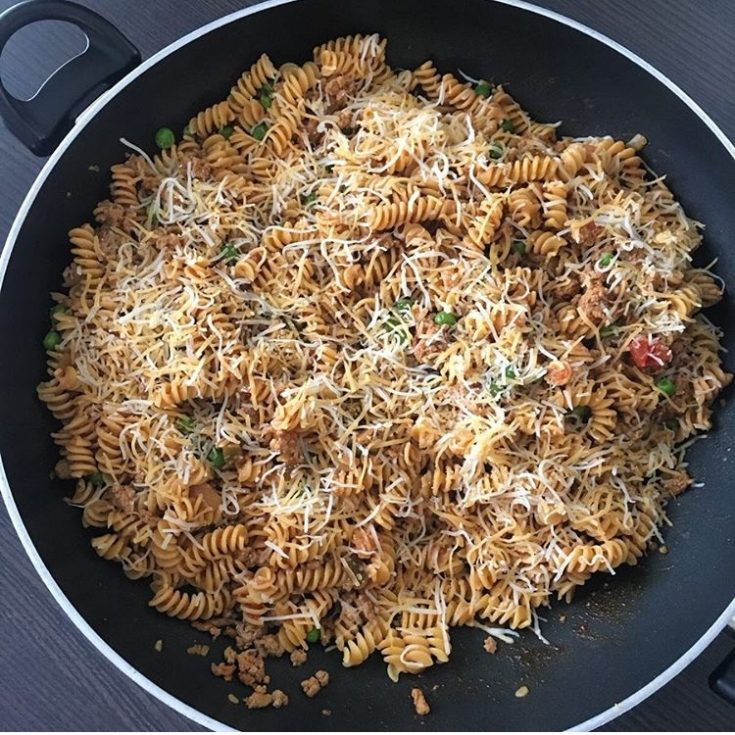 Turkey Taco Pasta - Everyday Wellness